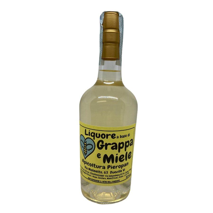 """Liquore """"Grappa al Miele""""  50 cl"""